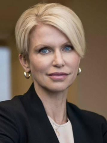 Dallas County district attorney Susan Hawk