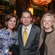 4 7563 Maria and Christopher Pappas, from left, with Sally Harvin at the UT Health Gala November 2014