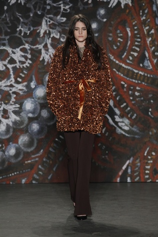 Jenny Packham look 8 fall 2015 collection