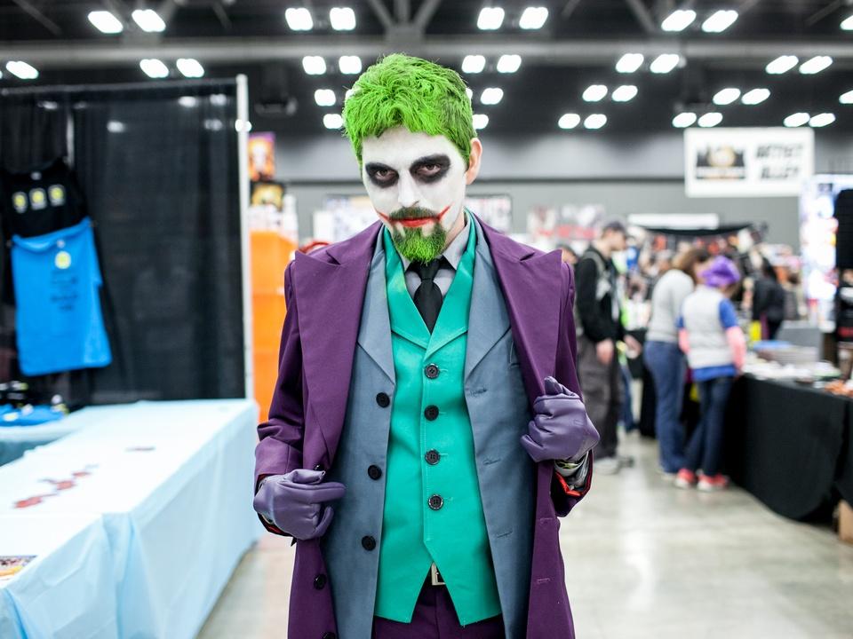 Austin Comic Con 2013 9248