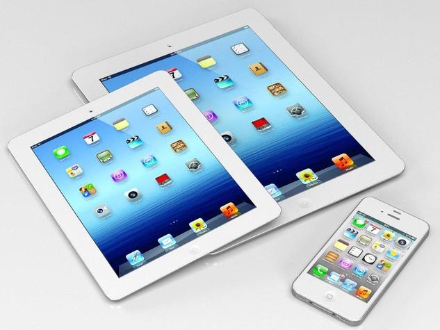 News_iPad mini_iPad_iPhone