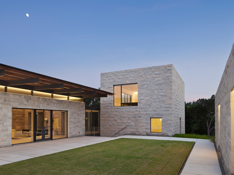 AIA Austin Homes Tour 2014 Mell Lawrence Architects