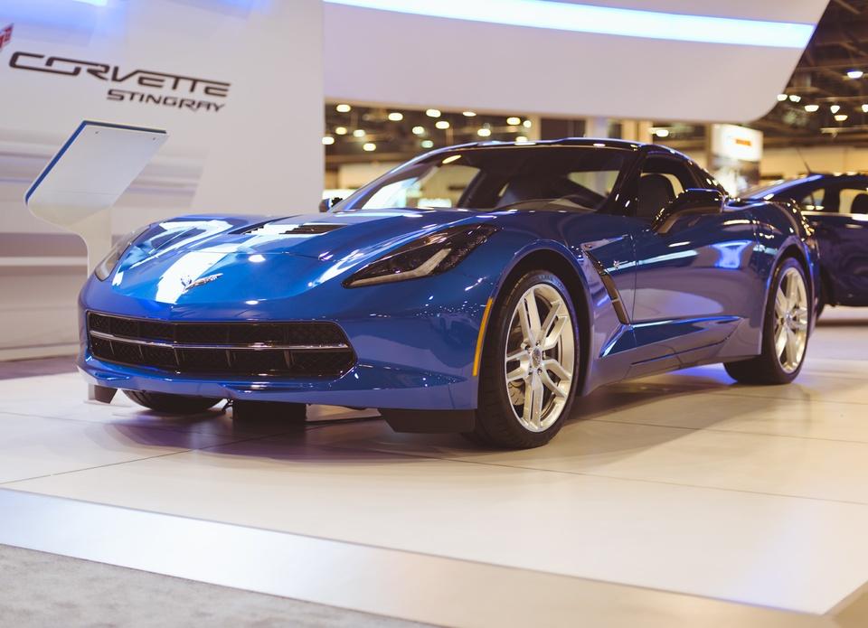 Chevrolet,2014 Houston Auto Show
