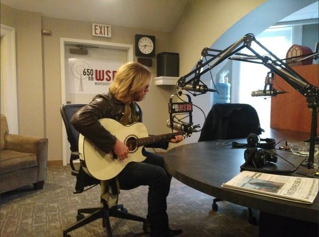 News, The Voice auditions, Craig Wayne Boyd, Dec. 2015