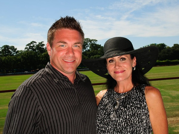 Texas Children's Hospital Polo Classic, Hats & Horses, September 2012, Randy Kraus, Kami Krause