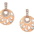Bulgari Deco Earrings