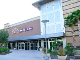 exterior of iPic Theaters in Austin
