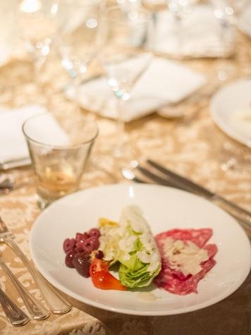Austin Opera Serenata Wine Dinner & Auction Gourmet Dinner