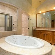 Austin home house 12006 Pleasant Panorama View 78738 Jeff Kent April 2016 master bathroom