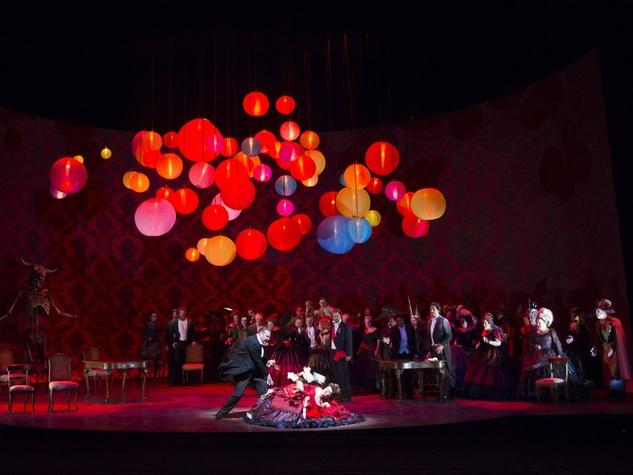 Houston Grand Opera presents <i>La traviata</i>