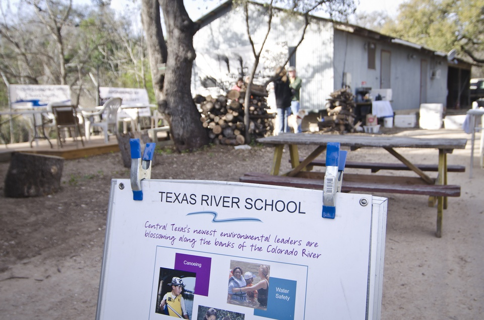 Austin Photo Set: News_jon_texas river school_fundraiser_march 2013_3