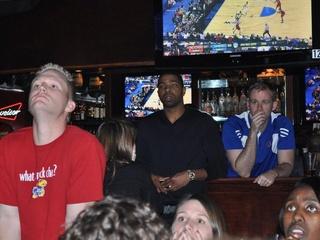 News_University of Kansas_basketball_watch party
