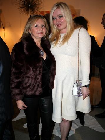 Masha Planey, Simona Beal, diffa media preview party