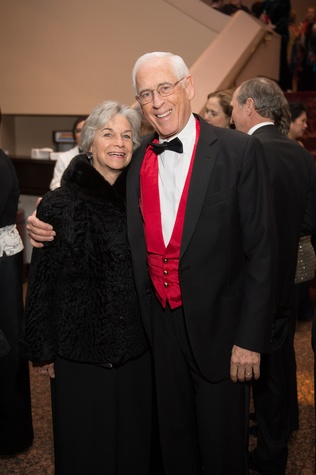 3 Anne and Dr. John Mendelsohn at the HGO Concert of Arias February 2015