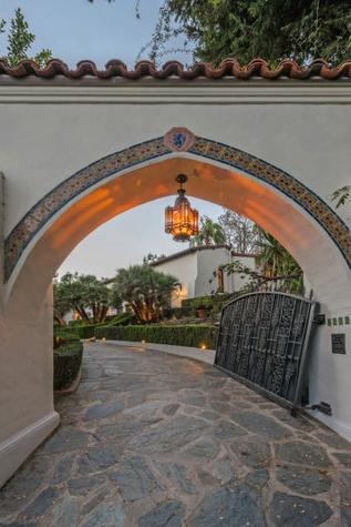 Jim Parsons Los Feliz home 2014