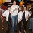 Beth Rubin-Gabor, Allie marksman, Amy zaroff, Dennis Kwan,  Birthday Party Project Turns three