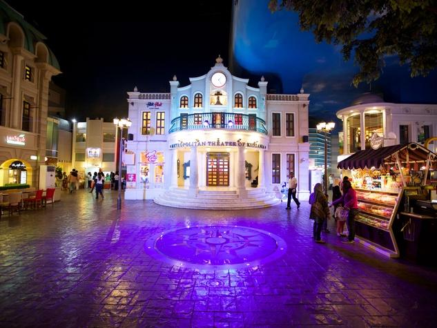 KidZania town square