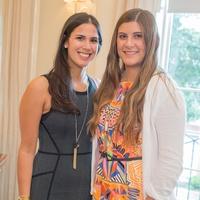 News, Shelby, Cheers 4 Charity kick-off, June 2015, Nina Bhatia, Kendall Plank