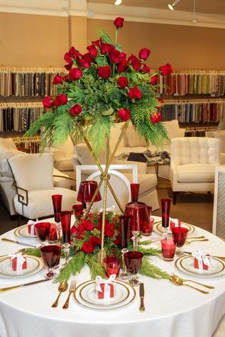 News, Houston Design Center, Deck the Tables, Dec. 2015 Charles Ray & Associates