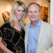 Jamie Jo Hayes, Bobby Boulogne, Dallas Art Fair Preview Gala