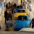Houston, TejasTreffen Porsche event, Nov 2016, guests, art, and Porsches