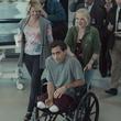 Patty O'Neil, Jake Gyllenhaal, and Miranda Richardson in Stronger