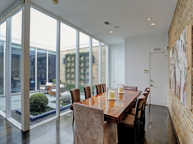 On the Market 5000 Longmont No. 8 January 2015 dining room