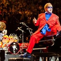 Elton John, March 2013, Toyota Center