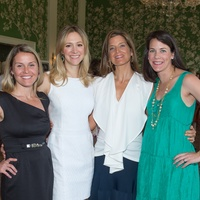 Candlelighters Luncheon Houston May 2013 Chairs Katherine Chambers, Maggie Vermillion, Brittany King and Helen Wright