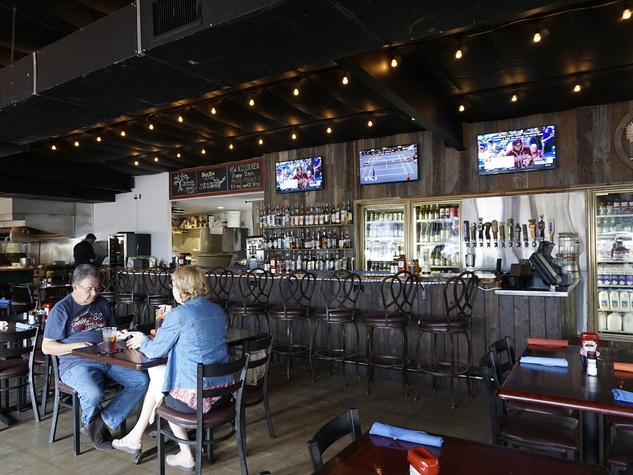 Under the radar hill country gem serves up texas sized for Craft beer store san antonio