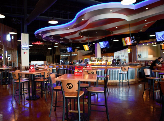 Gas Monkey Live Will Take Over Former Toby Keith I Love This Bar Grill E Photo Courtesy Of