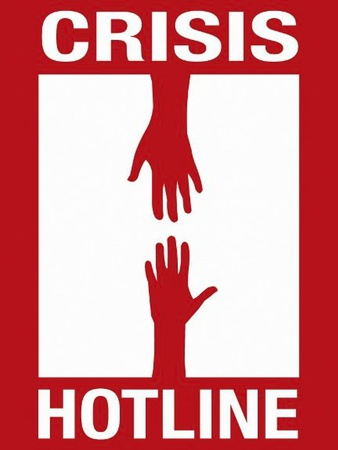 Crisis Intervention of Houston, logo, hands, January 2013