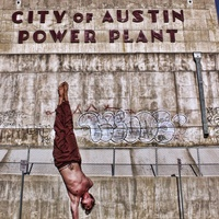 Austin Photo Set: News_Shelley Seale_Punk Rock Yoga_Black Swan Yoga_feb 2012_power plant