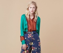 DVF Outfit 3