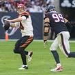 8 Texans vs. Bengals first half November 2014 Andy Dalton and J.J. Watt