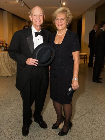 Plack Carr, Cissy Carr, Flora Award
