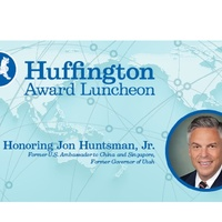 Asia Society Texas Center's Huffington Award Luncheon