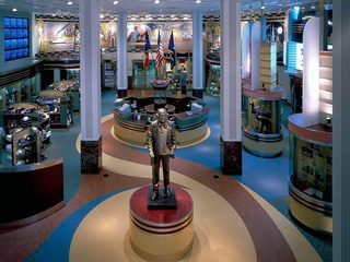 Houston Visitors Center