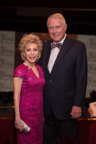 HGO Rudy Avelar Tribute, 9/16, Margaret Alkek Williams, Jim Daniel