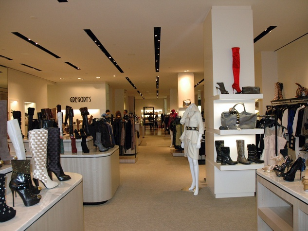 Dallas Designer Shoe Stores