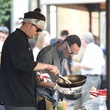 News, Shelby, Curry Crawl, June 2015, Chef Michael Sanguinetti