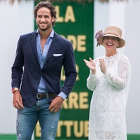 River Oaks Tennis Luncheon, April 2016, Bronwyn Greer, Feliciano Lopez, Libbye Morrell