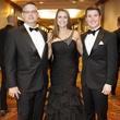 Greg Franklin, JaNell James, Jeffrey Dorough, black tie dinner
