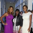 Junior League luncheon, 9/16,Venecia Dutton, Nicole Walters, Shenequa Animashaun