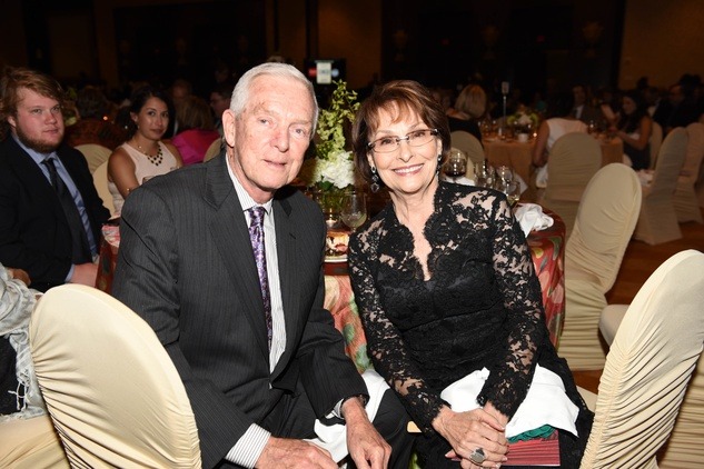 Nora's Home Gala 2015 Jerry and Linda Strickland