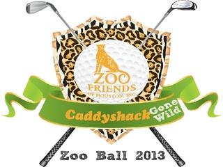 "Zoo Friends of Houston Ball 2013 ""Caddyshack Gone Wild!"""