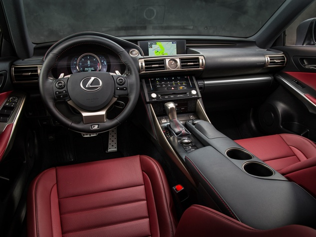 2014 Lexus IS F-Sport