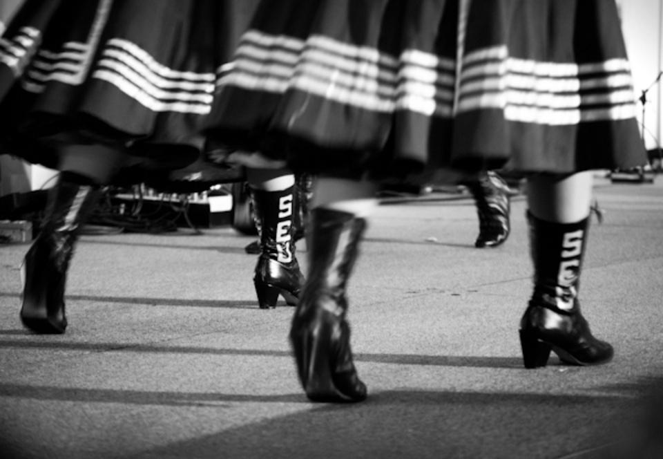 Austin Photo Set: News_Feast of Sharing_Nov 2011_boots