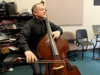 5 Dennis Whittaker plays the Famed Karr-Koussevitzky Bass