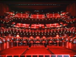 News_Wortham Theater Center_25th anniversary_May 2012_Wortham_Brown Theater